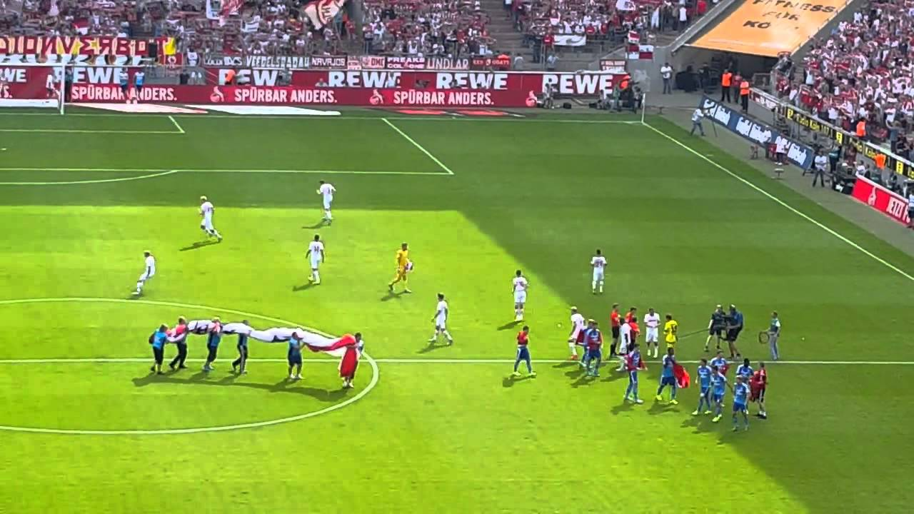 köln hsv video