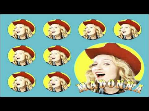 Madonna Don't Tell Me (DirtyHands Ultimate Thunderpuss Anthem)