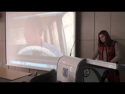 Negar Mottahedeh: Oil and Imaginary Modernity in Iranian Cinema - pt 1