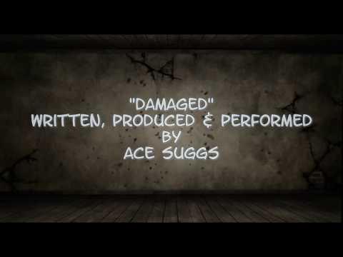 TVD Tyler Lockwood Song - Damaged - Ace Suggs (Original Song) Lyric Video