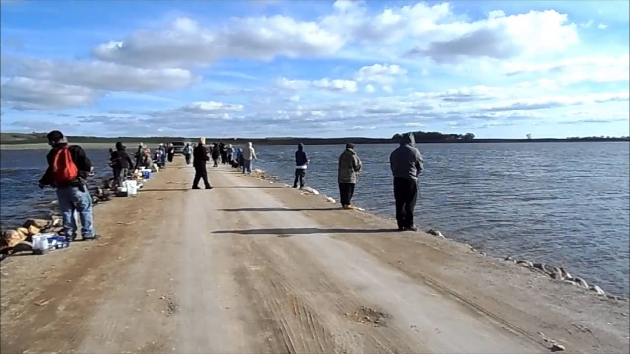 Devils Lake Nd >> Hmong Fishing Devil's Lake, ND 06-01-13 - YouTube