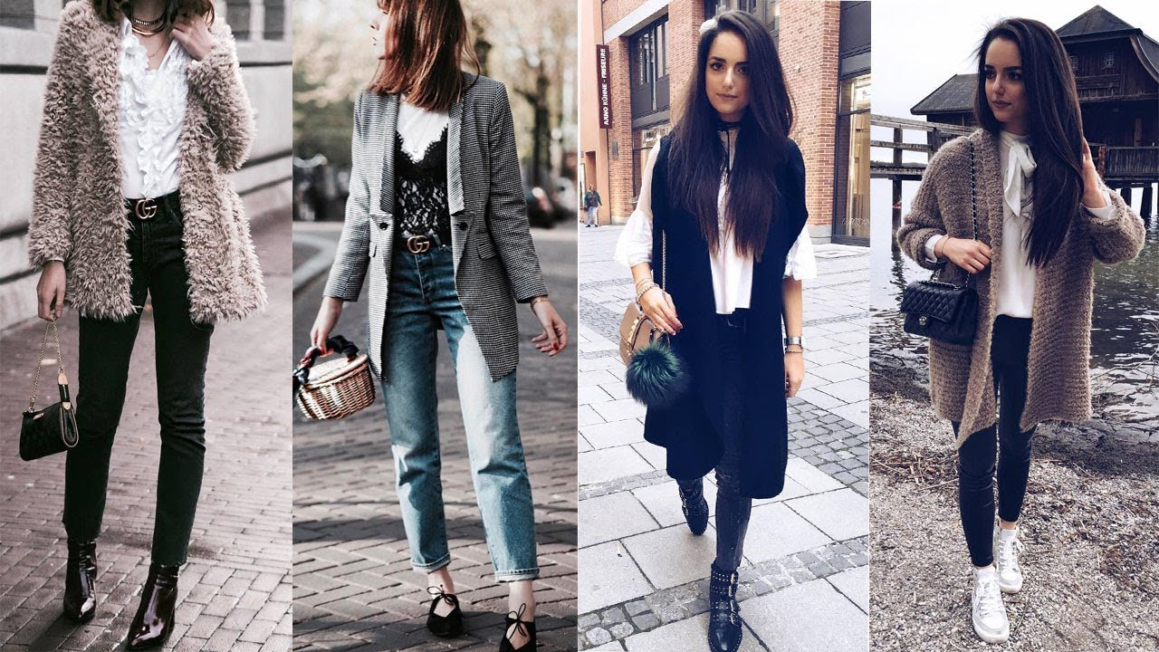 [VIDEO] - Winter Outfit Ideas for Girls & Women 2017/2018 2