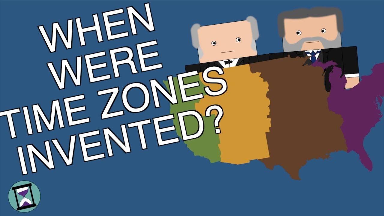 When Did Time Zones Become A Thing Short Animated Documentary Youtube