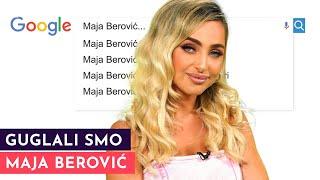 Maja Berović: Podržavam Cecu u svemu! | GUGLALI SMO | S03E11
