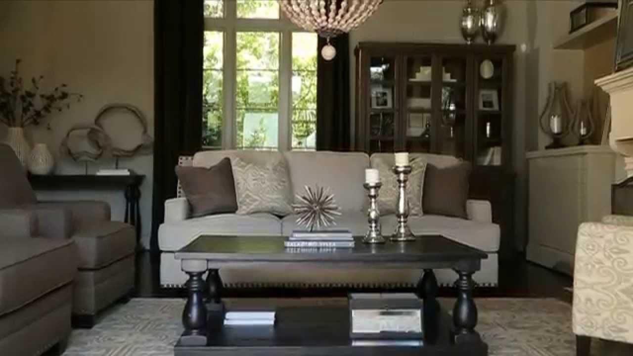 Ashley Furniture HomeStore - Cloverfield Living Room - YouTube