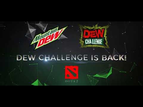 Mountain Dew 2017 Dew Challenge
