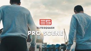 Elite Squash - Pro Scene