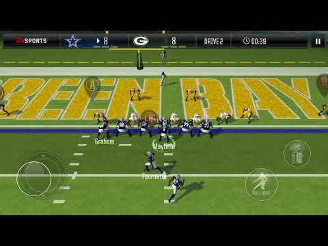 Fb Flare (flipped) vs Goal Line Defense