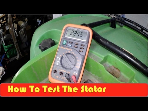 How to Test a Stator Arctic Cat 650h1 DIY O H Wiring Diagram on