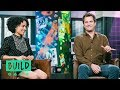 "Joshua Jackson & Lauren Ridloff With Interpreter Candace Broecker-Penn On ""Children Of A Lesser Go"