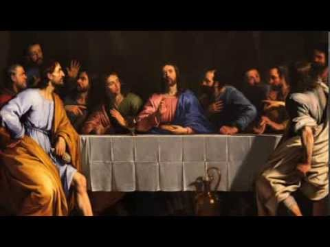 Bishop Barron on the Sacrament of the Eucharist as Meal