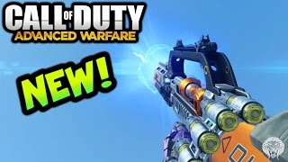 Advanced Warfare: OHM Gameplay! LMG/Shotgun Hybrid Laser Weapon - New DLC Weapon (COD AW Ascendance)