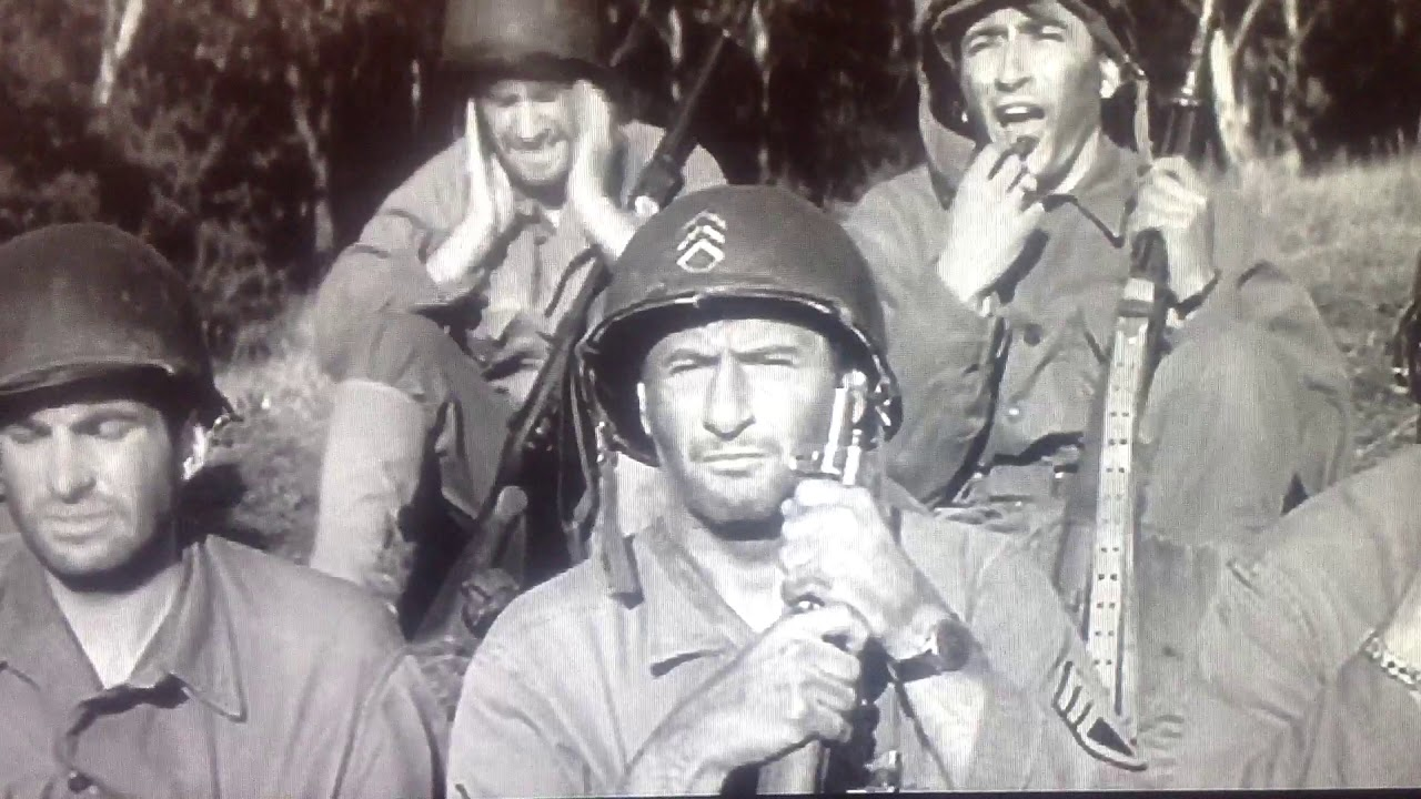 War Movie - The Victors 1963