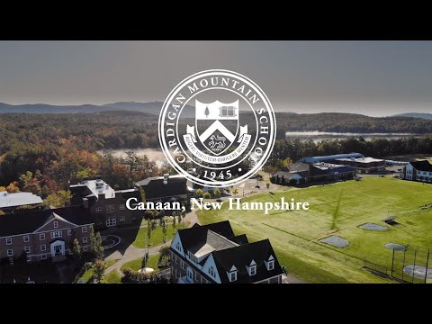 Cardigan Mountain School at a Glance