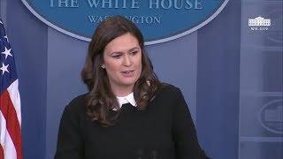 2/26/18:White House Press Briefing