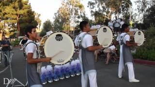 "Blue Knights 2014 ""In the Lot"" Riverside, Ca"
