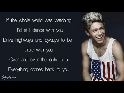 Niall Horan  This Town Lyrics