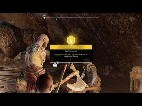 God Of War Landsuther Mines Return To Brok