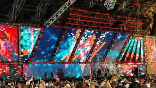 Alan Walker & Steve Aoki - live @ Coachella 2018 Weekend 1