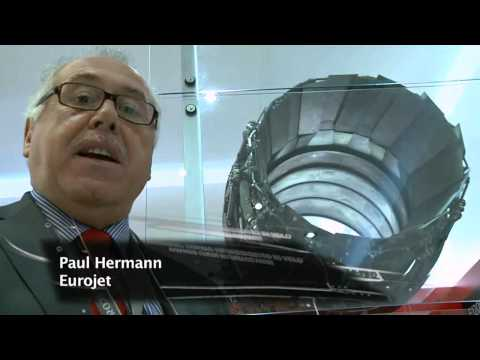 Eurofighter Thrust Vector Nozzle Demonstration HD 720p