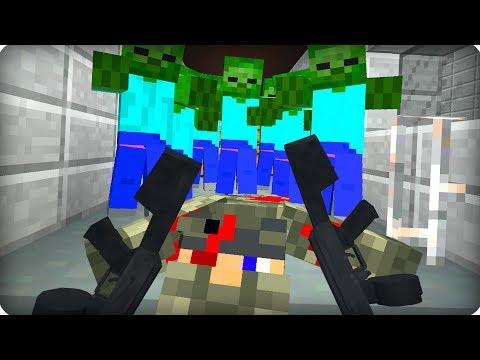 Как он смог выжить? [ЧАСТЬ 25] Зомби апокалипсис в майнкрафт! - (Minecraft - Сериал)