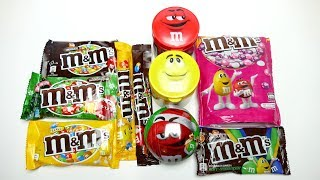 M&M's Super Candy Collection Opening Video Special Edition
