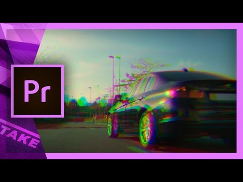 Create a glitch (distortion) effect in Premiere Pro | Cinecom net