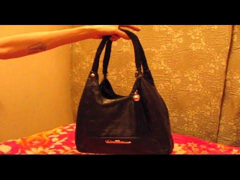 6d54fcc3aa7d Ремонт женской сумки - YouTube