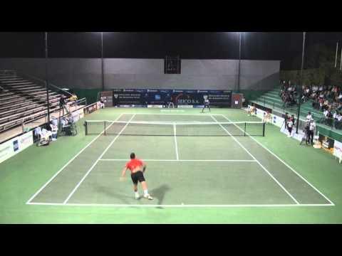 Fabiano de Paula BRA) vs Emilio Gomez (ECU)