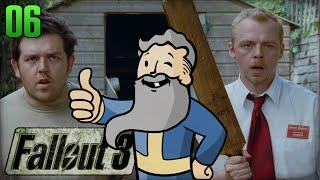 "Fallout 3 Gameplay Walkthrough Part 6 - ""GHOUL HUNTING!!!"" 1080p HD"