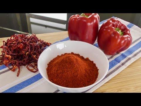 paprika powder recipe homemade paprika powder one ingredient