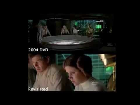 Adywans - Star Wars: Revisited - Death Star Attack Split Screen.