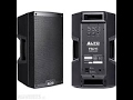 Review On The Alto Ts215 Powered Speakers