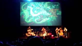 Neko Case - City Swans - Radio City Music Hall - 9/26/13