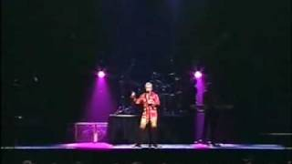 air supply making love out of nothing at all (live)