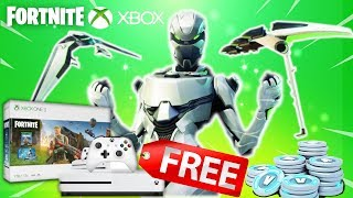 HOW to RECEIVE for FREE a NEW PACKAGE with the XBOX?! | FORTNITE