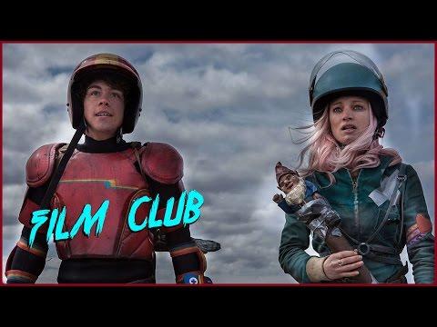 Turbo Kid Review   Film Club Ep.27