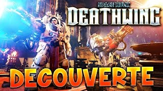 SPACEHULK DEATHWING - DECOUVERTE AVEC FANTA - Gameplay Fr PC Fantabobgames