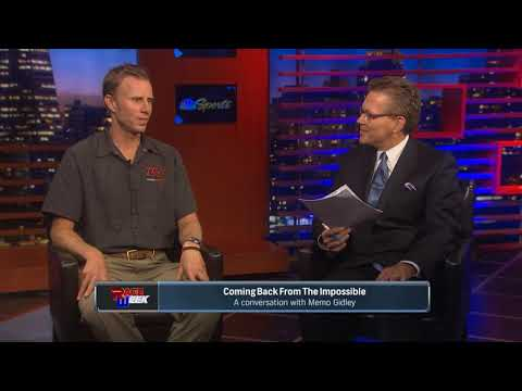 Memo Gidley on CSN Bay Area/California
