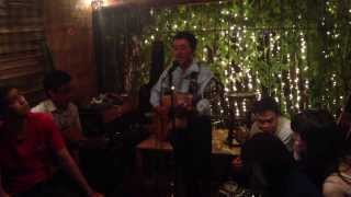 Thơ tình của núi - Văn Anh guitar (Tre cafe 377 Nguyễn Khang)
