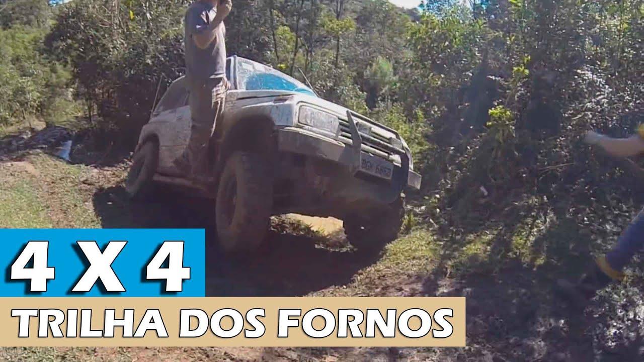 Trilha dos Fornos - São José dos Pinhais - 02 08 2014 - Jeep Willys -  Suzuki Vitara 1ac18ded75
