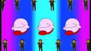 Kirby Gets Sugar High