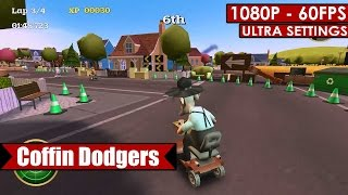 Coffin Dodgers gameplay PC - HD [1080p/60fps]