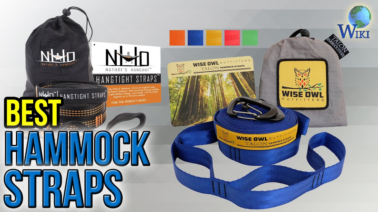 Medium image of 10 best hammock straps 2017