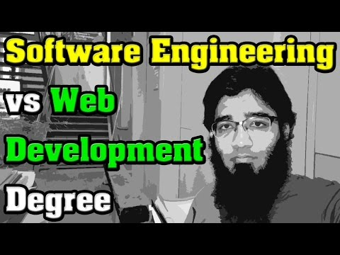 Should I Go for Software Engineering vs Web Development Degree