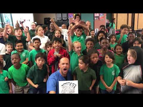 OPERATION: #DEFEATSODATRON at #CahuillaElementary #PalmSprings #California