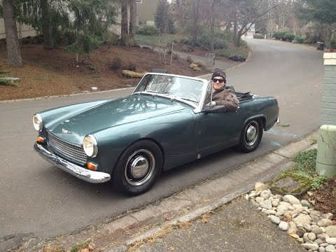 1969 Austin Healey Sprite: A Biased Owner's Review