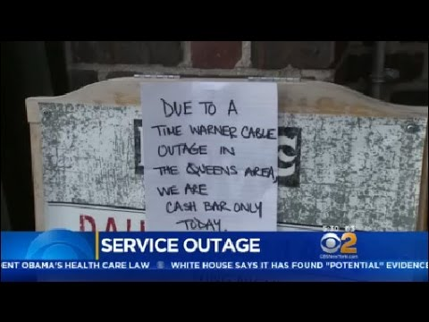 Cable Service Outage