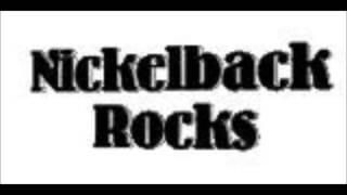 nickelback throw yourself away