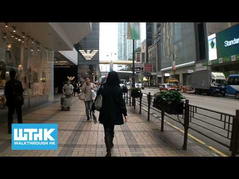 How to walk from Tsim sha tsui 尖沙嘴 station to kowloon ferry
